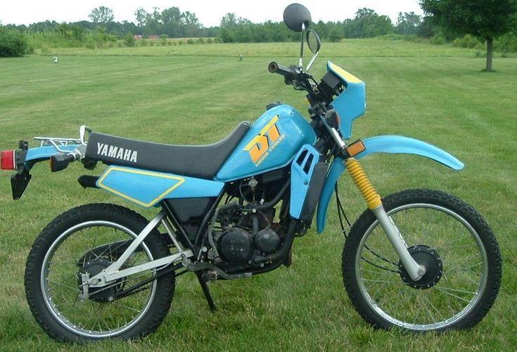 YamahaDT501988Enduro