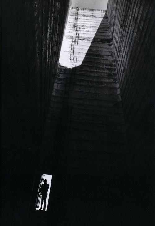 René Burri - Tower, 1969