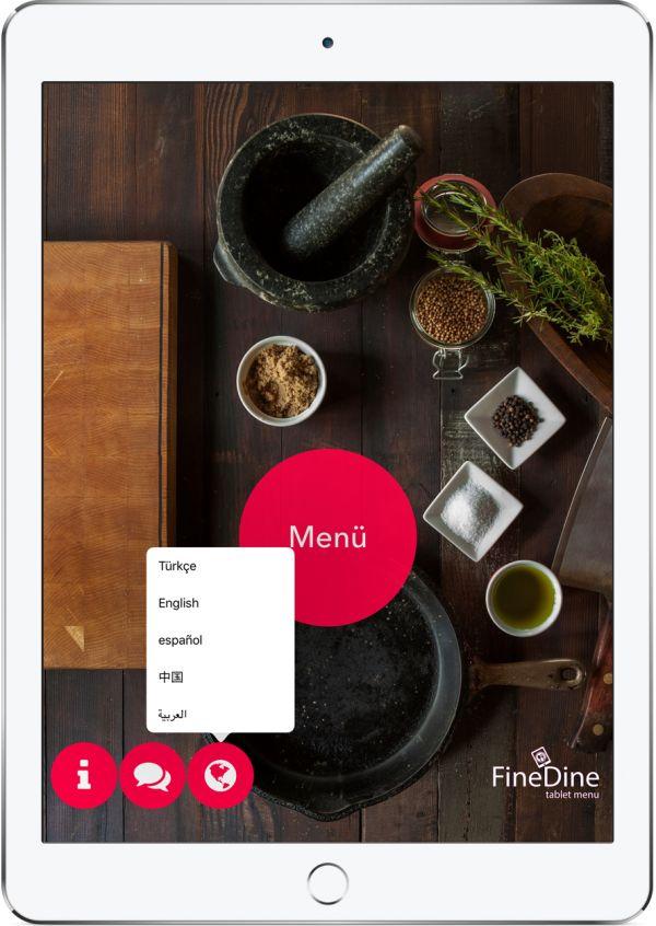 Restoranınıza nasıl daha fazla yabancı müşteri çekersiniz?  #tabletmenü #ipadmenü #dijitalmenü #restoranmenü #tablet #menü