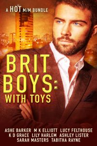 Brit Boys: With Toys - out now! Just 99c/99p for a limited time!