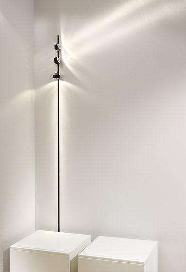 Éclairage sur rails | Luminaires muraux | SPOT | Buschfeld. Check it out on Architonic