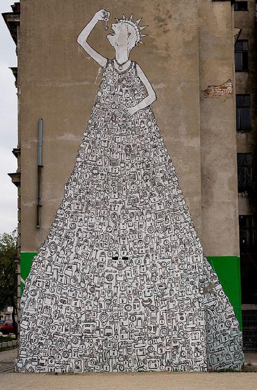 Mural WROCLAW, POLAND
