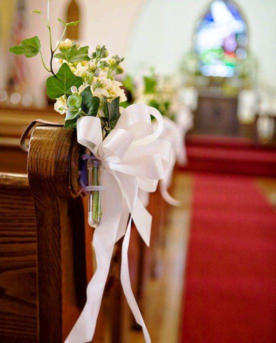 wedding aisle decorations june 15th 2013 decorations ideas pinterest church wedding. Black Bedroom Furniture Sets. Home Design Ideas