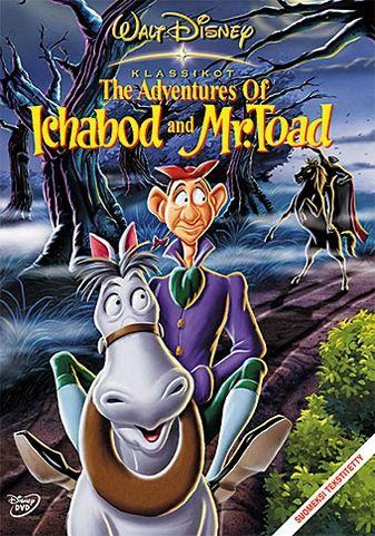 Disney Klassikko 11: Adventures of Ichabod & Mr Toad
