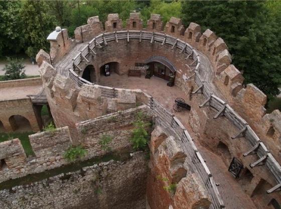 Siklos castle, Hungary