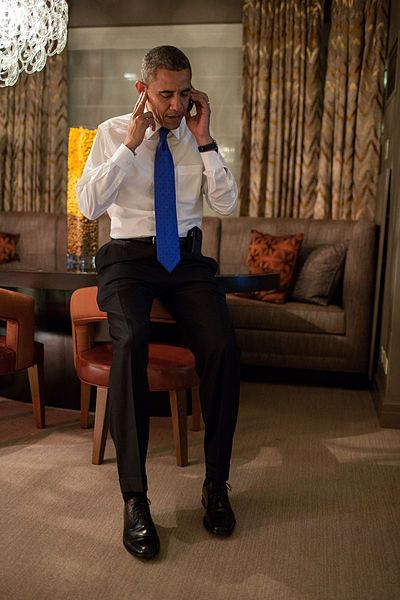 Poor Romney that call must have hurt