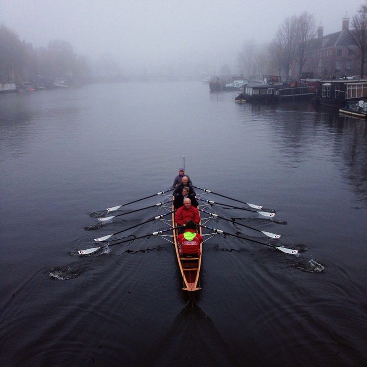 Amstel River, Amsterdam Central