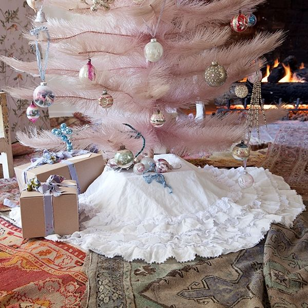 1000 images about a rachel ashwell christmas on pinterest - Navidad shabby chic ...