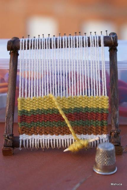 Foro de Belenismo - Miniaturas, detalles y complementos -> Complementos para un rincón textil