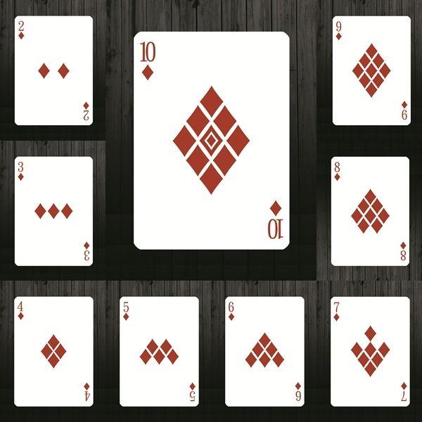 Bicycle Definite Playing Card Deck by Vinai Hopitakkul — Kickstarter