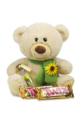 Celebrate this friendship day with giving your best friend this combo of Teddy Bear With Chocolates online.  #friendshipdaygifts #giftcombosoline #teddybearsonline #chocolatesonline #buyfriendshipdaygiftsonline Shop here- https://trendybharat.com/trendy-pitara/style-box/archies-gallery/teddy-bear-with-chocolates-val16-168