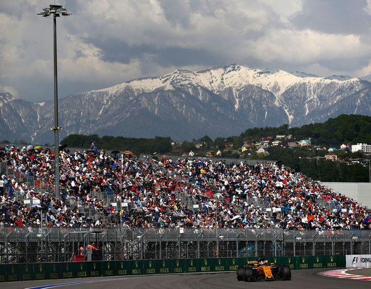 30th September, Sochi, Russian grand prix