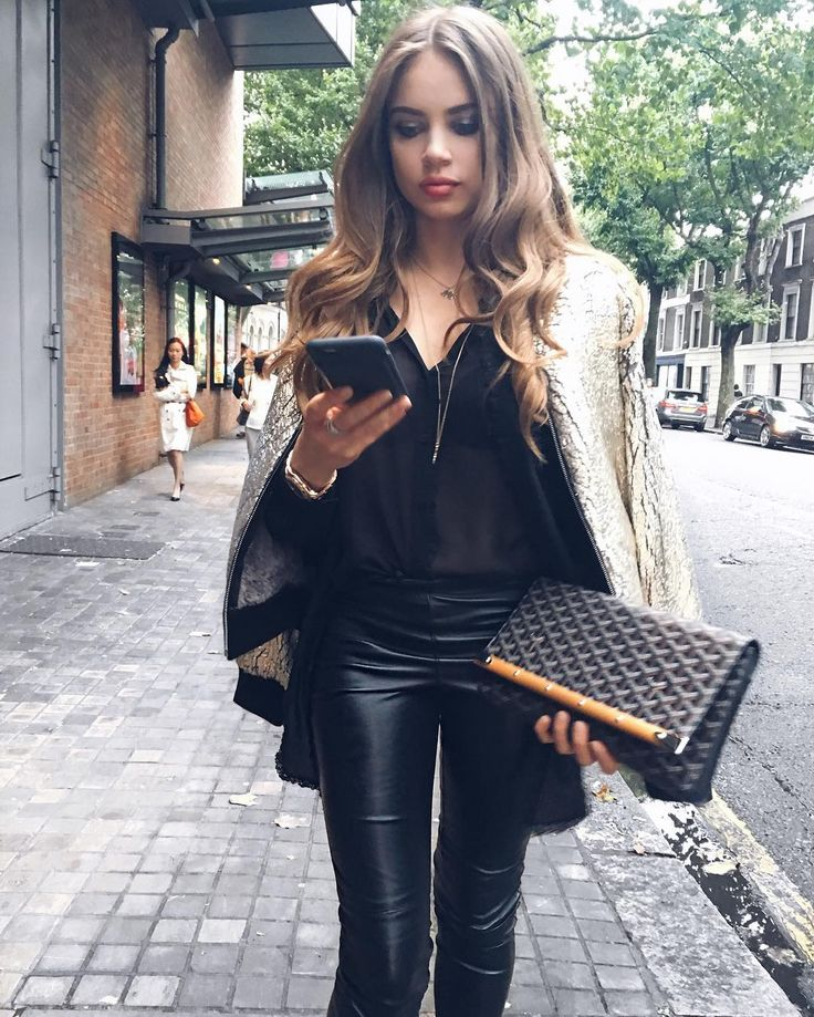 Xenia Tchoumi Style Pinterest Winter Style Sexy Dresses And Ootd