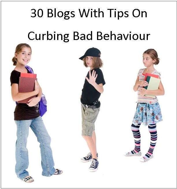 """""""These 30 blogs are all dedicated to various methods of working with kids to stop their bad behavior, or at least curtail it before it gets out of hand """" Topics covered: Lying Cursing Stealing Defiance Bullying Misbehavior at School"""