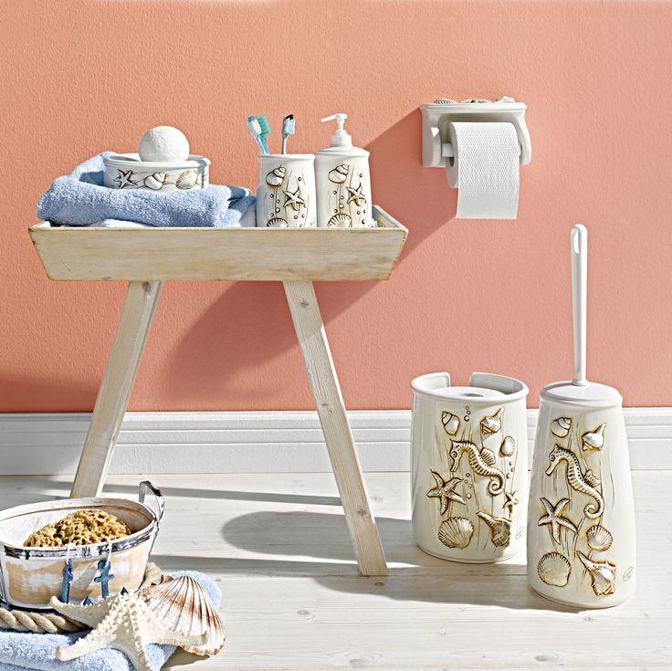 Аксессуары для ванной. Итальянская керамика с великолепным рельефным рисунком. Раскрашено вручную.  #quelle #trends #fashion #style #brands #lifestyle #home