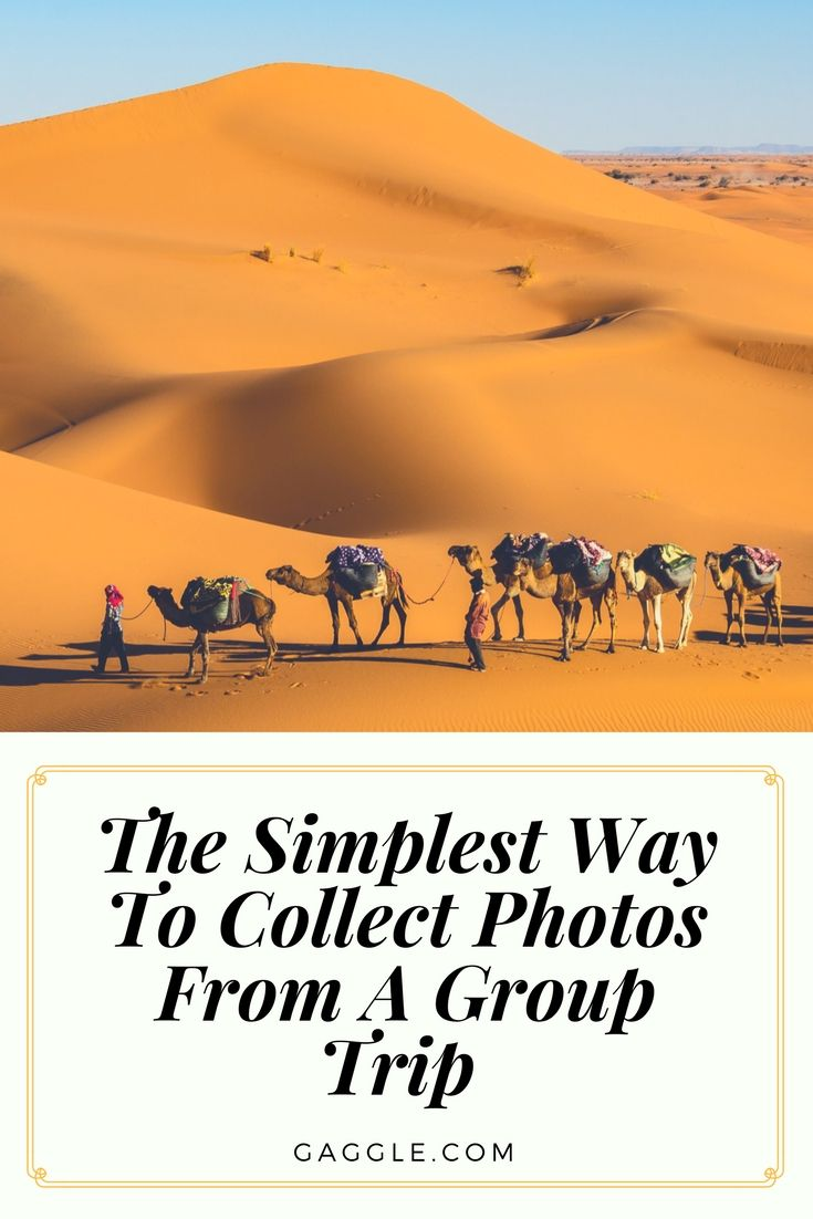 The simplest way to collect photos from a group trip. No app to download. No registration. Try it now!
