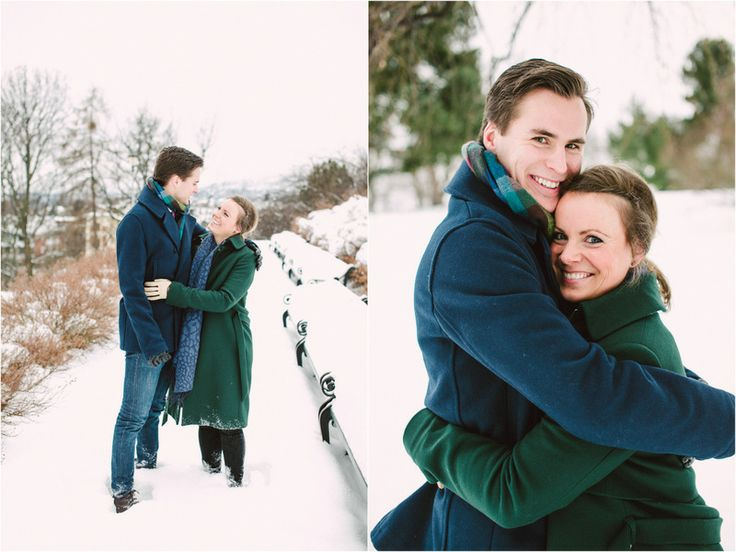THE NORWEGIAN WEDDING BLOG : Forlovelsesshoot i Oslo av Camilla Jørvad Photogra...
