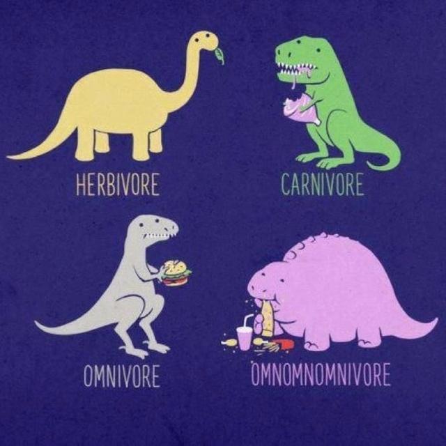 omnomnomnivoreFunny Things, Omnomnomnivor, Laugh, Funny Pictures, Funny Stuff, Humor, Dinosaurs, Nom Nom, Giggles