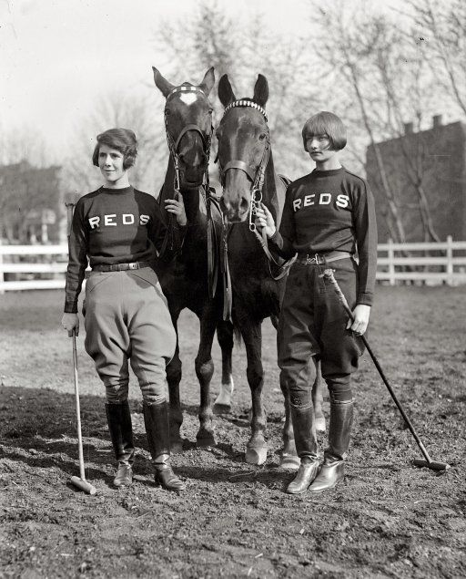 Jodhpurs Photograph Nr. 17 by Miss Louise Ireland & Miss Helen Marye, April 18th, 1925.