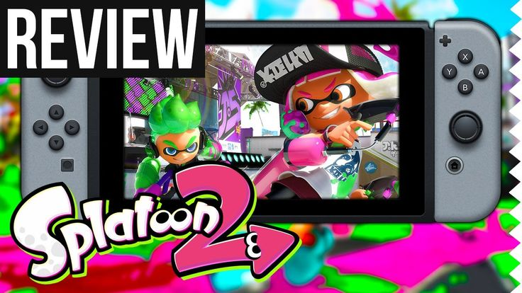 Splatoon 2 Review | Nintendo Switch