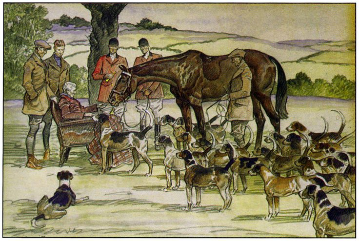 horse artist paul brown | paul brown Fox Hunt, Art, Dogs, Fox, Horse, paul brown