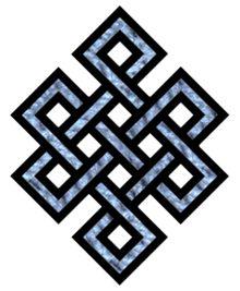 EndlessKnot03d - Nudo infinito - Wikipedia, la enciclopedia libre