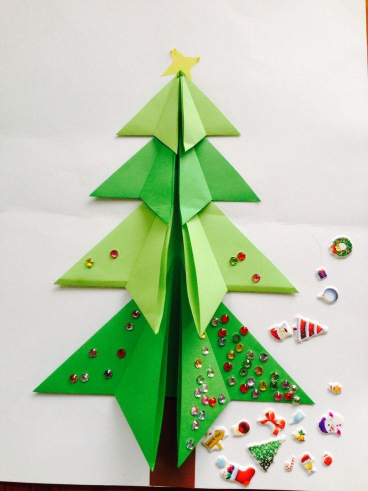 3D kerstboom, Kerstmis