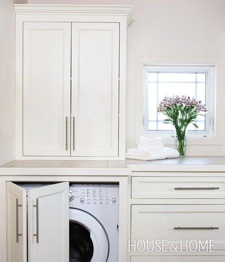 Hidden appliances Design Idea | House & Home