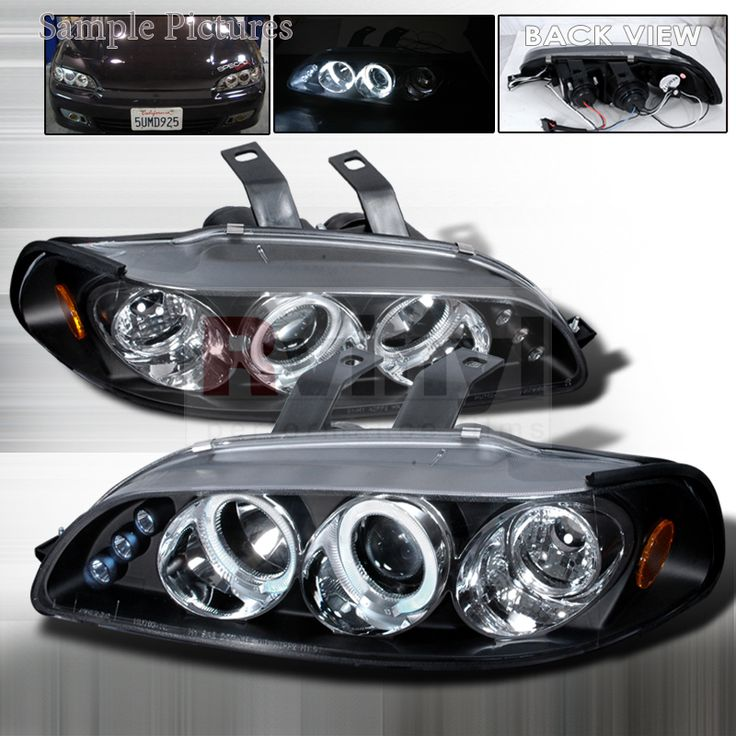 1995 Honda Civic Custom Headlights | Aftermarket Headlights