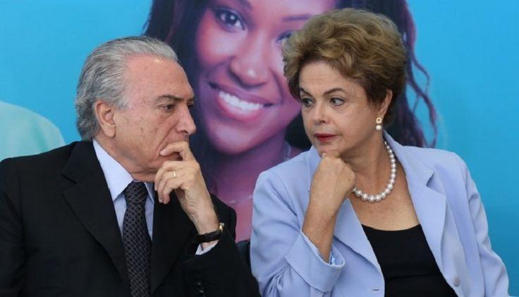 O Tribunal Superior Eleitoral (TSE) retoma o julgamento nesta terça-feira (6) contra a chapa de Dilma Rousseff e Michel Temer nas eleições de 2014, em processo que pode tirar os direitos políticos da ex-presidente e afastar o atual mandatário do cargo. Para a votação, a segurança foi reforçada...
