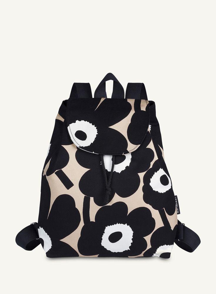 Pieni Unikko/ Erika  backbag