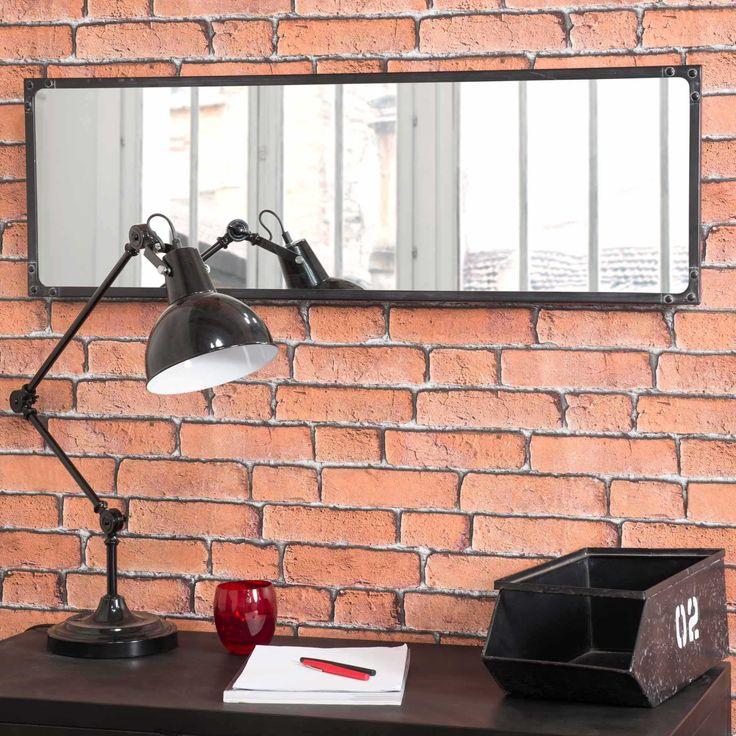 44 best nido 3 0 dettagli images on pinterest light - Specchio stile industriale ...