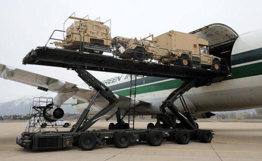 Aircraft Loadmaster's