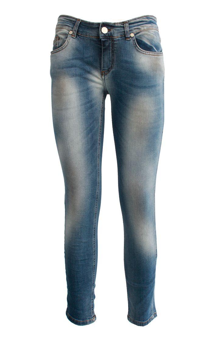 Jeans lavaggio sporco | Giorgia & Johns