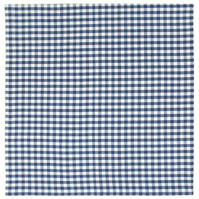 August Grove Mcconnell Checkered Tablecloth Size 54 W X 90 L