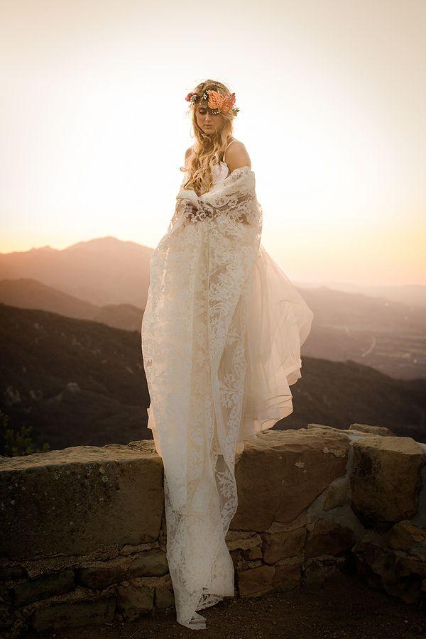 Boho mountain bride     rochelle wilhelms photography