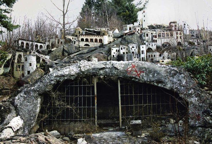 Holy Land USA, abandoned amusement parks