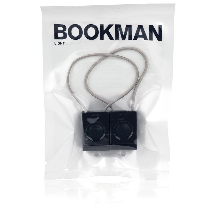 Bookman Light Black