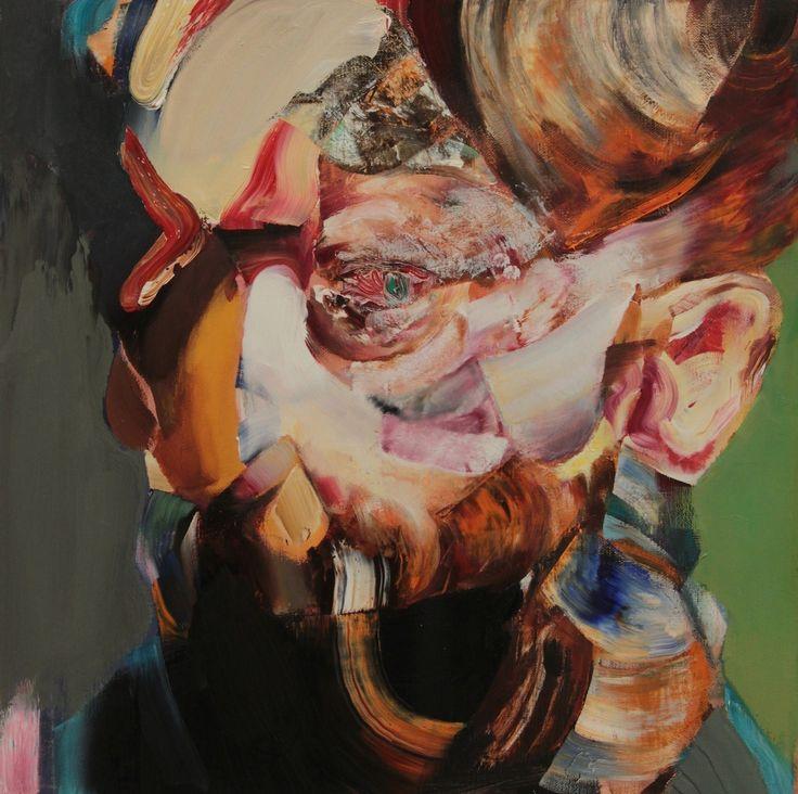 Adrian Ghenie - Degenerate Art 3 (2015)
