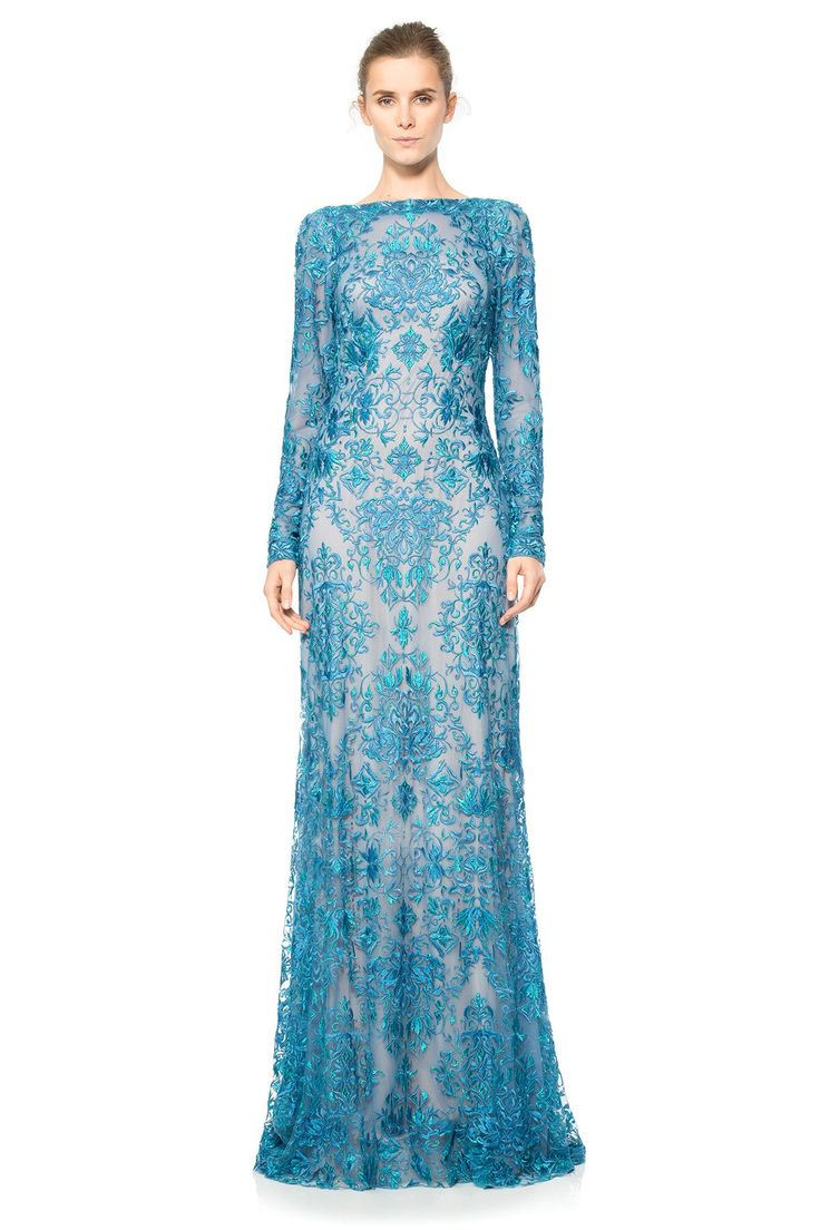 1000  images about Tadashi Shoji Dresses on Pinterest  Long ...