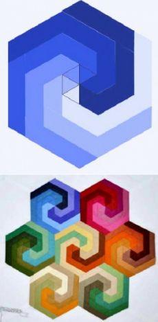 «Изба»-шестиугольник   Лоскутный Миръ