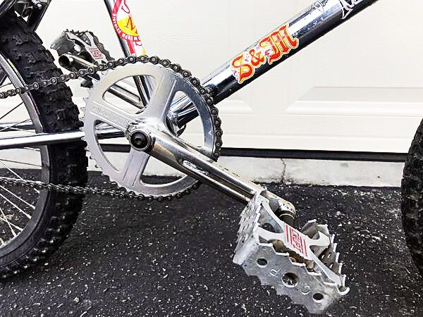 Mid Old School BMX Brake Parts Brakes Stems levers Chainwheels Clamps