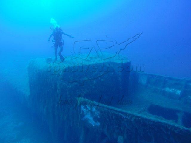 Liberty Wreck Cyprus