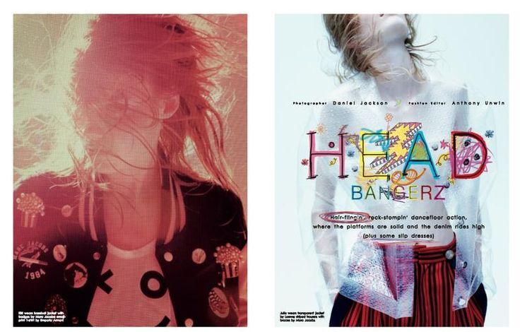 Headbangerz (Love Magazine)