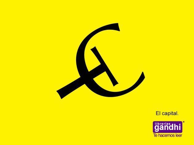 Resultado de imagen para libreria gandhi campaña publicitaria