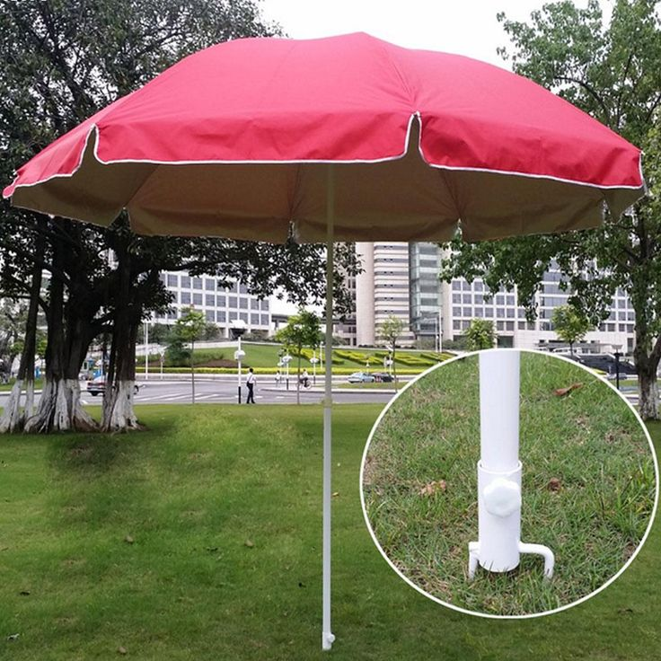 Cheap beach umbrella holders, Buy Quality umbrella stand directly from China sun umbrella stand Suppliers: 1pc Outdoor Sun umbrella stand base Beach Umbrella holder Fishing Umbrella Grounding Base Metal S2