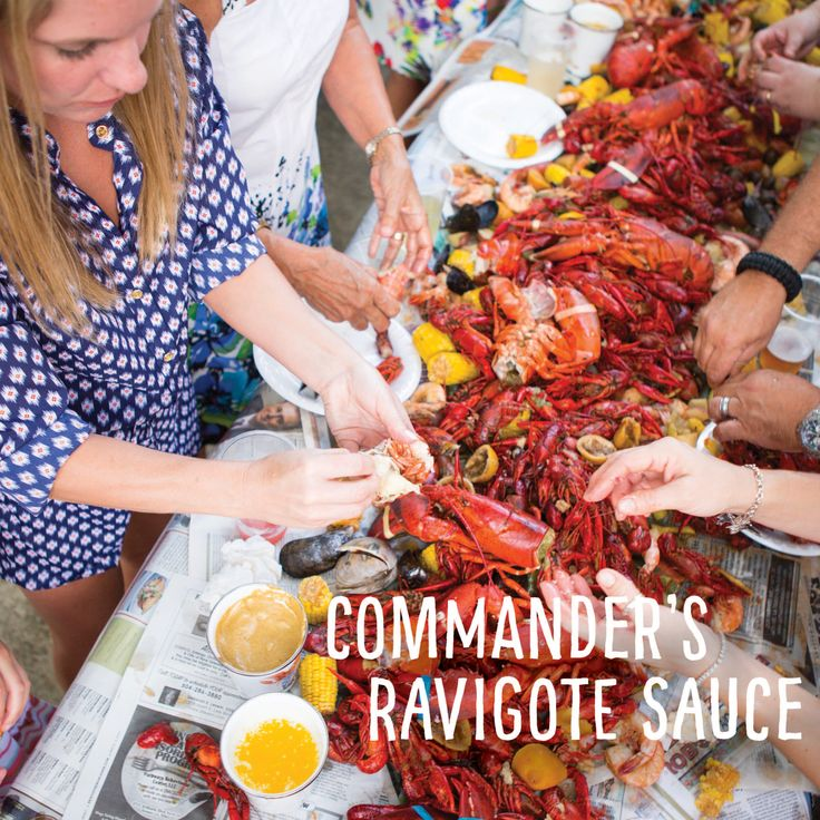 The Local Palate - Ravigote Sauce(with Creole Mayonnaise)