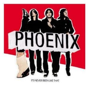 phoenix. album cover