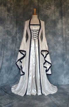 Celtic Medieval Dresses -