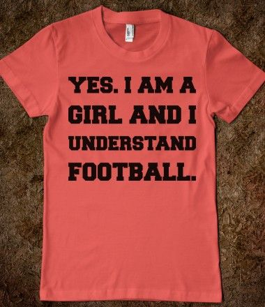 I Understand Football